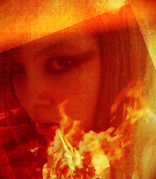 Let The Fire Consume You - NikkieNightmare