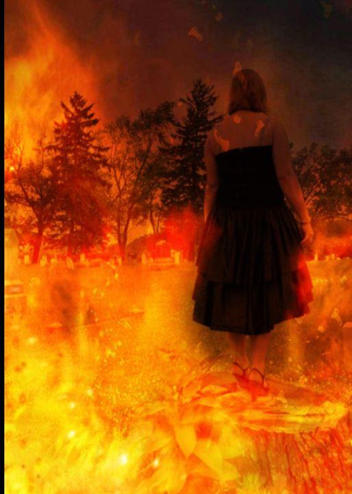 Burn - NikkieNightmare