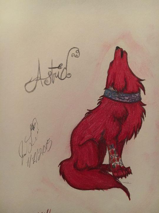 Astrid - NikkieNightmare