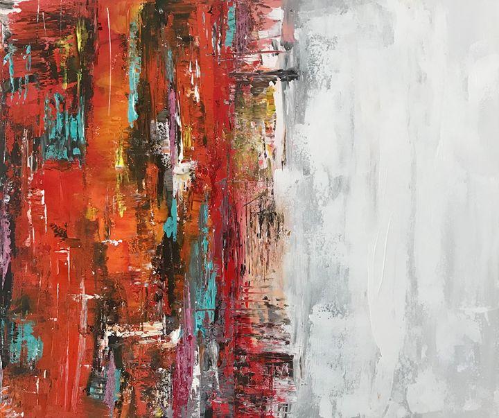abstraction - karinamikylskaya