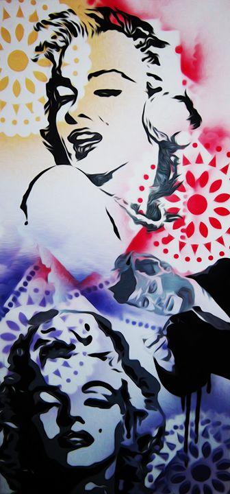 Marilyn Monroe - Joshua Riley