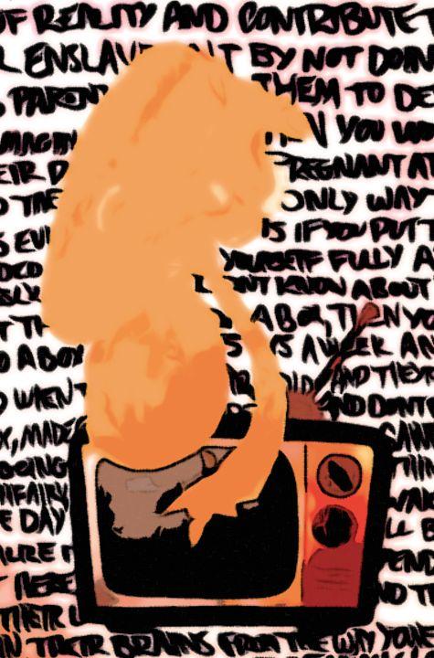 Generation Raised By Television - Joshua Riley