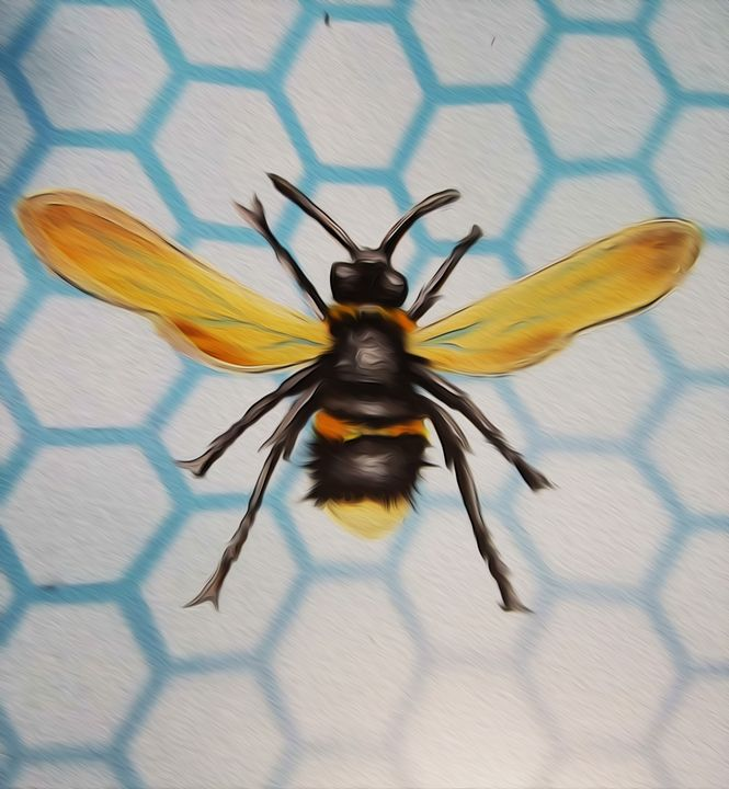 Bee Connected - Joshua Riley