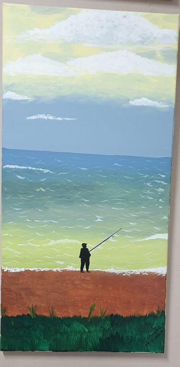 Fisherman - Kamal P Timmal