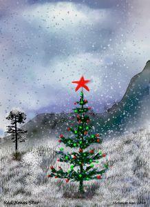 Red Star Christmas