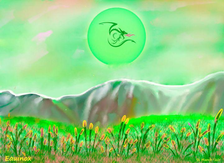 Equinox - Chillax Art