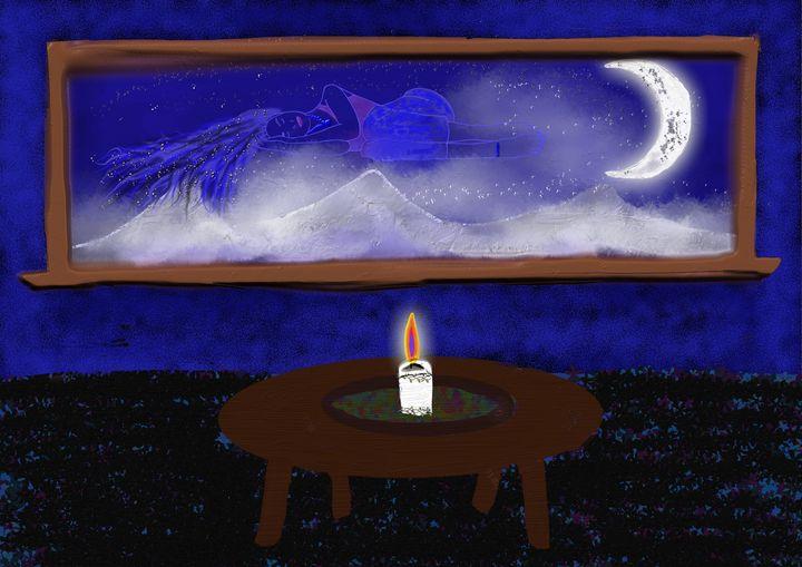 Sweet Dreams - Chillax Art