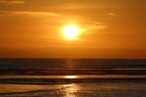 Orange Sunsets