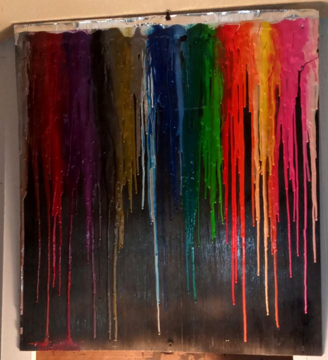 Raining Rainbows - Top Line Finishes