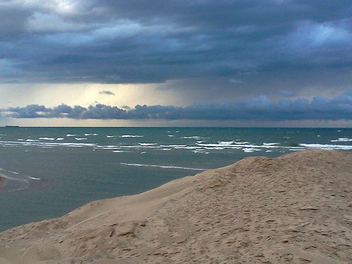 Beach Sunset 4 - MCR Kreationz Photography