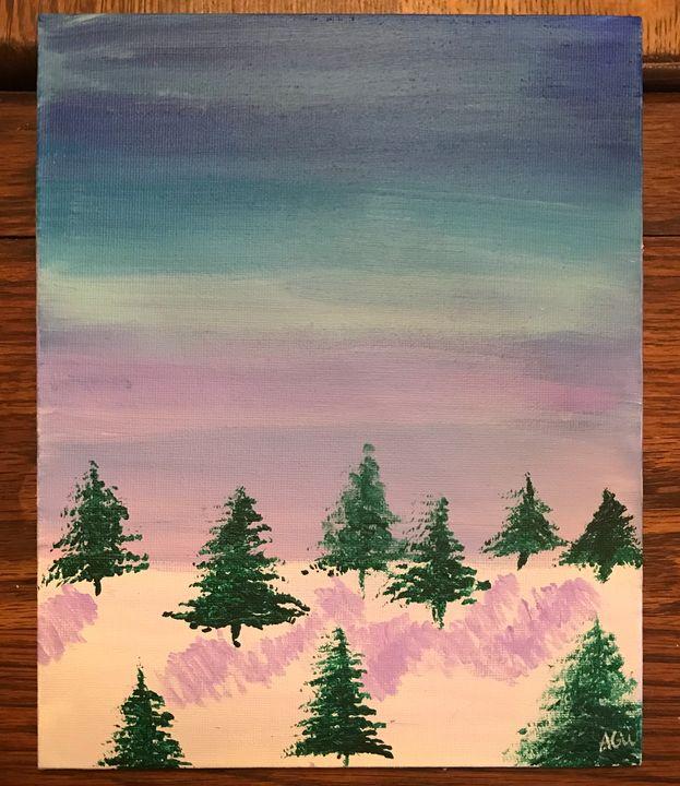 Winter Dream - Amber Grace Wolfe