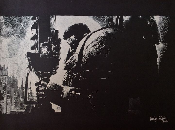 Warhammer 40 000 - Zsófia Hidvégi