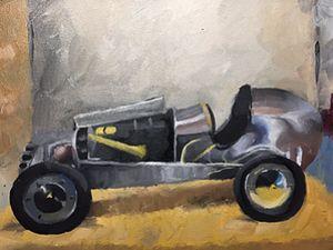 Midget Racer