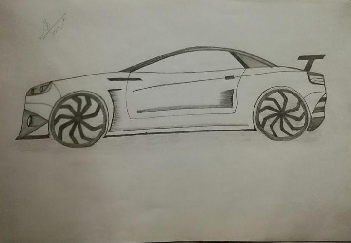 Car - Sketch Mania