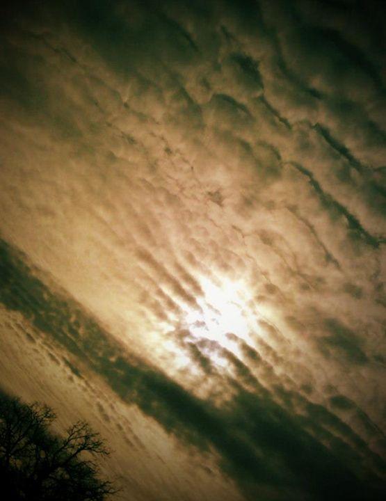 Cloudy Skies - McCann Gallery