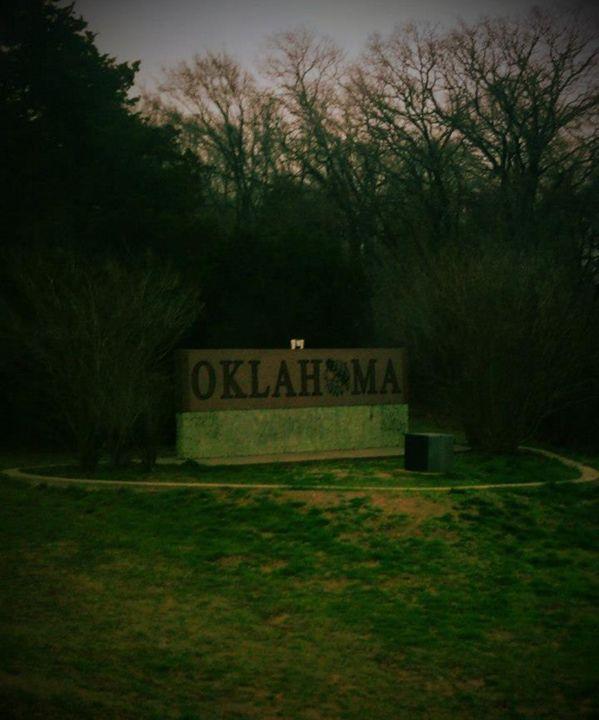 Entering Oklahoma - McCann Gallery