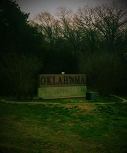 Entering Oklahoma - McCann Gallery