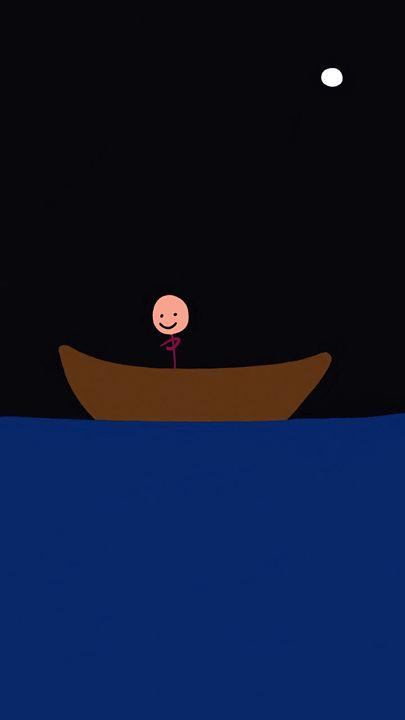 Moonlight Sailing - JasonPadenSr