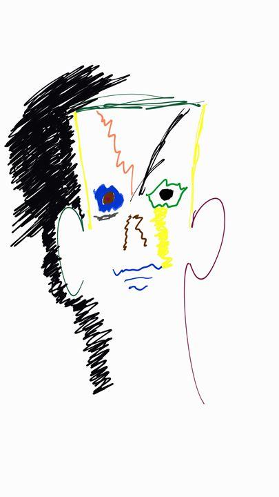 The Boy With A Black Eye - JasonPadenSr
