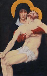 Pieta - Bouguereau reproduction
