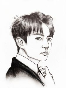 Jeon Jungkook 전정국 BTS
