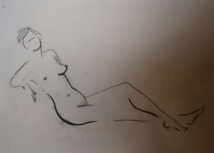 Nude - Viktoriia
