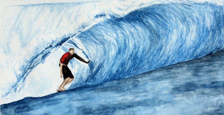 Blue Wave - A. P. Rockwood