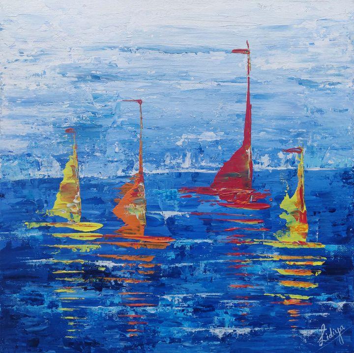 Sailing yachts - Lidsart