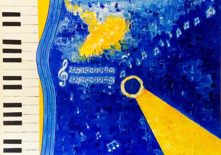 Music Maker - Deborah Ho-Chung