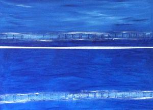 Greek Blue Sea