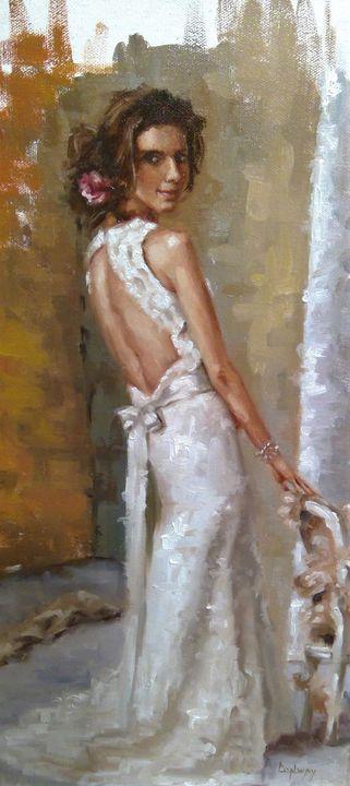 The Bride - WayCon Fine Art