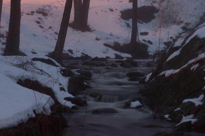 Small River - Nelson Cruz-Oyola