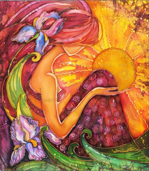 Sun Goddess - Olga Smirnoff