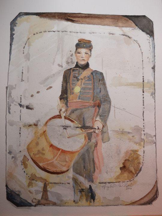 Drummer Boy - Angela M. O'Neal