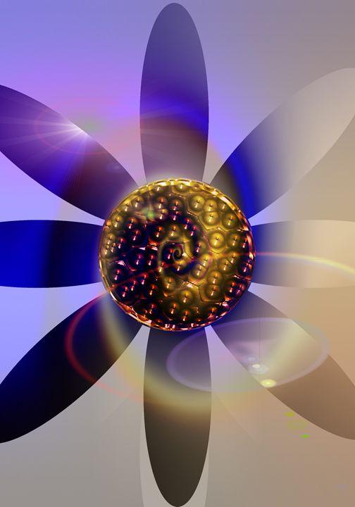 Eternal Bloom - Creative Imagery