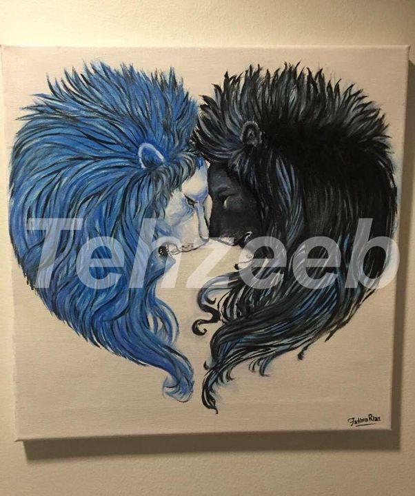 Cold & Warm Lions - Tehzeeb