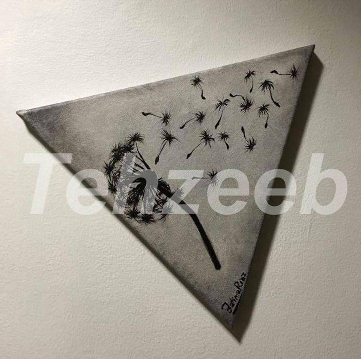 The Grey Dandelion - Tehzeeb