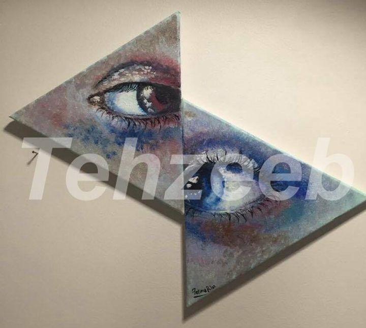 When Eyes Met - Tehzeeb
