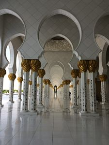 Sheihk zayed mosque