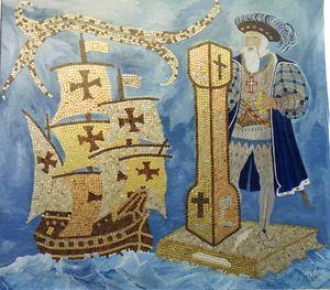 Mural Vasco da Gama