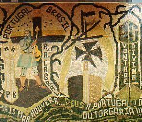 Mural Pedro Alvares Cabral