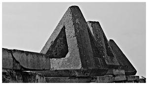 Concrete Pyramids