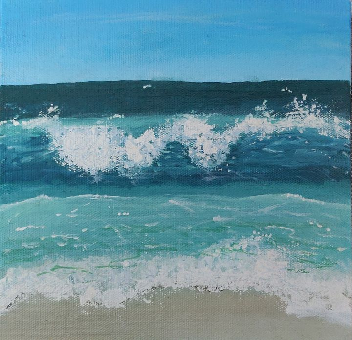 Waves in the Ocean - Tanzo Arts