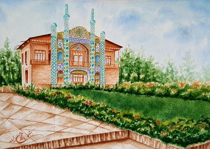 Persian garden - Shohreh's world