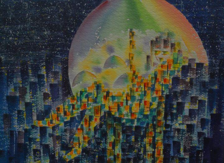 Night night - Shohreh's world