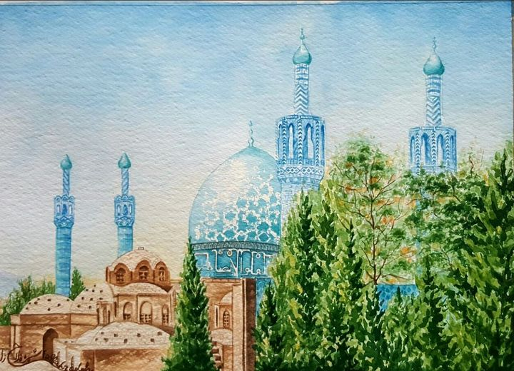 Islamic mosque - Shohreh's world