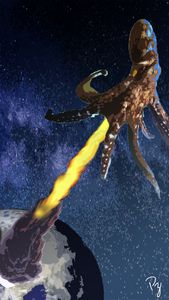 Octopus Rocket