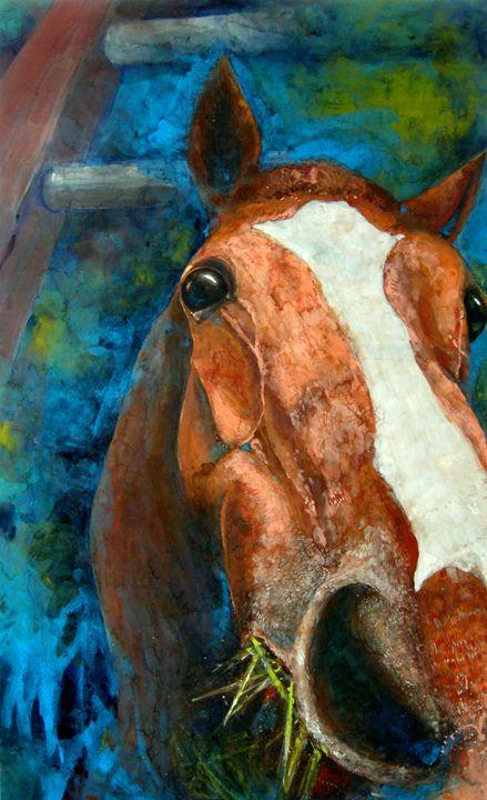 Horse - Sophia Wu