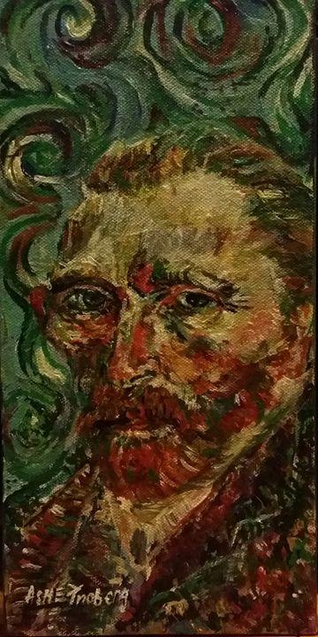 Van Gogh's Passionate Eye - Ashe Troberg