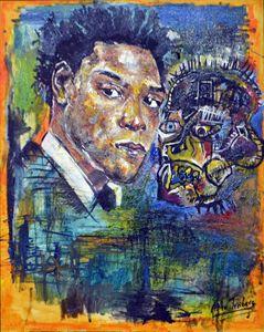 Unseen Jean‑Michel Basquiat